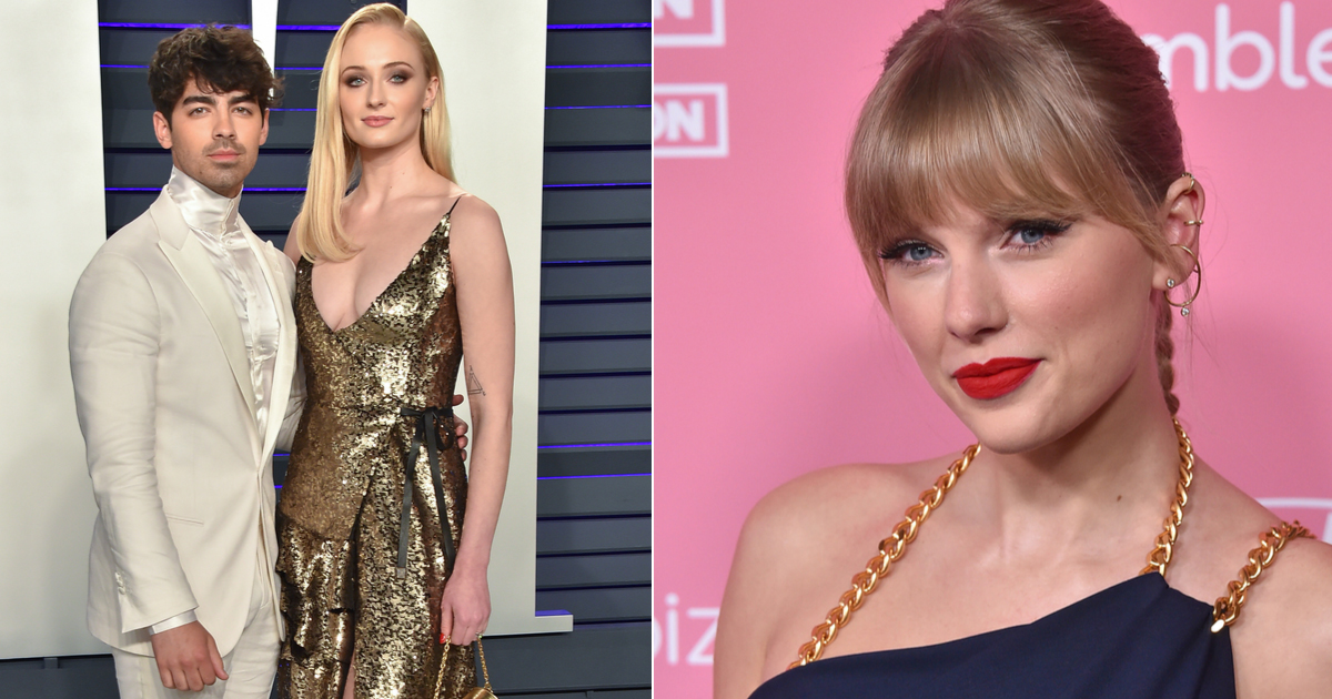 Sophie Turner Reacts To Taylor Swift's Song 'Mr. Perfectly Fine' Rumored To Be About Joe Jonas