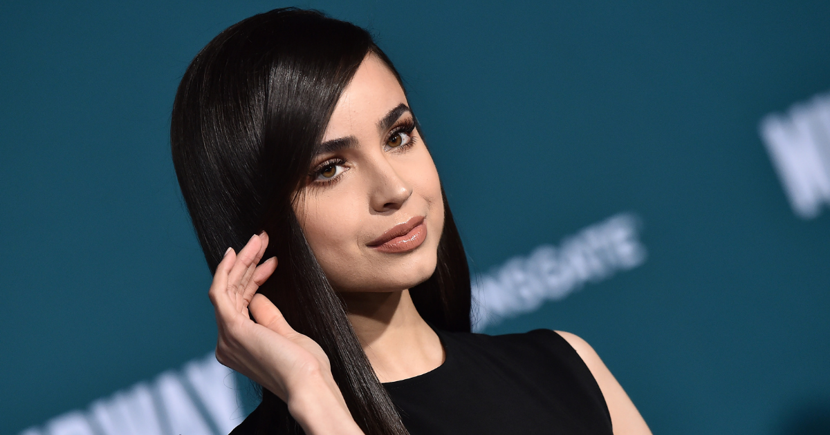 Sofia Carson Ignites with Passion in New 'Fool's Gold' Music Video