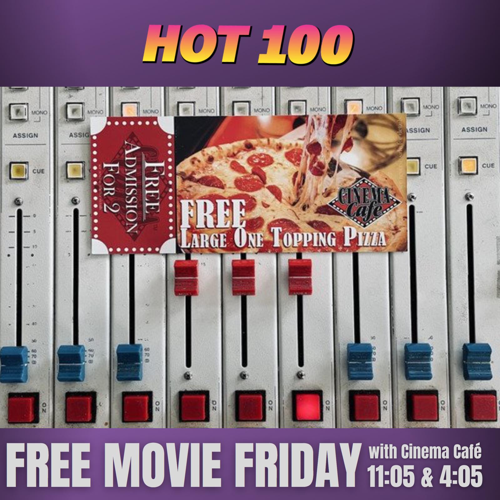 Free Movie Friday