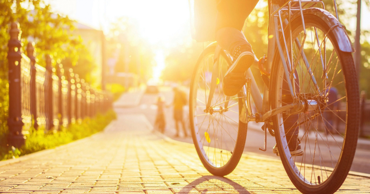 THESE Are the Most Biking-Friendly Cities in Hampton Roads!