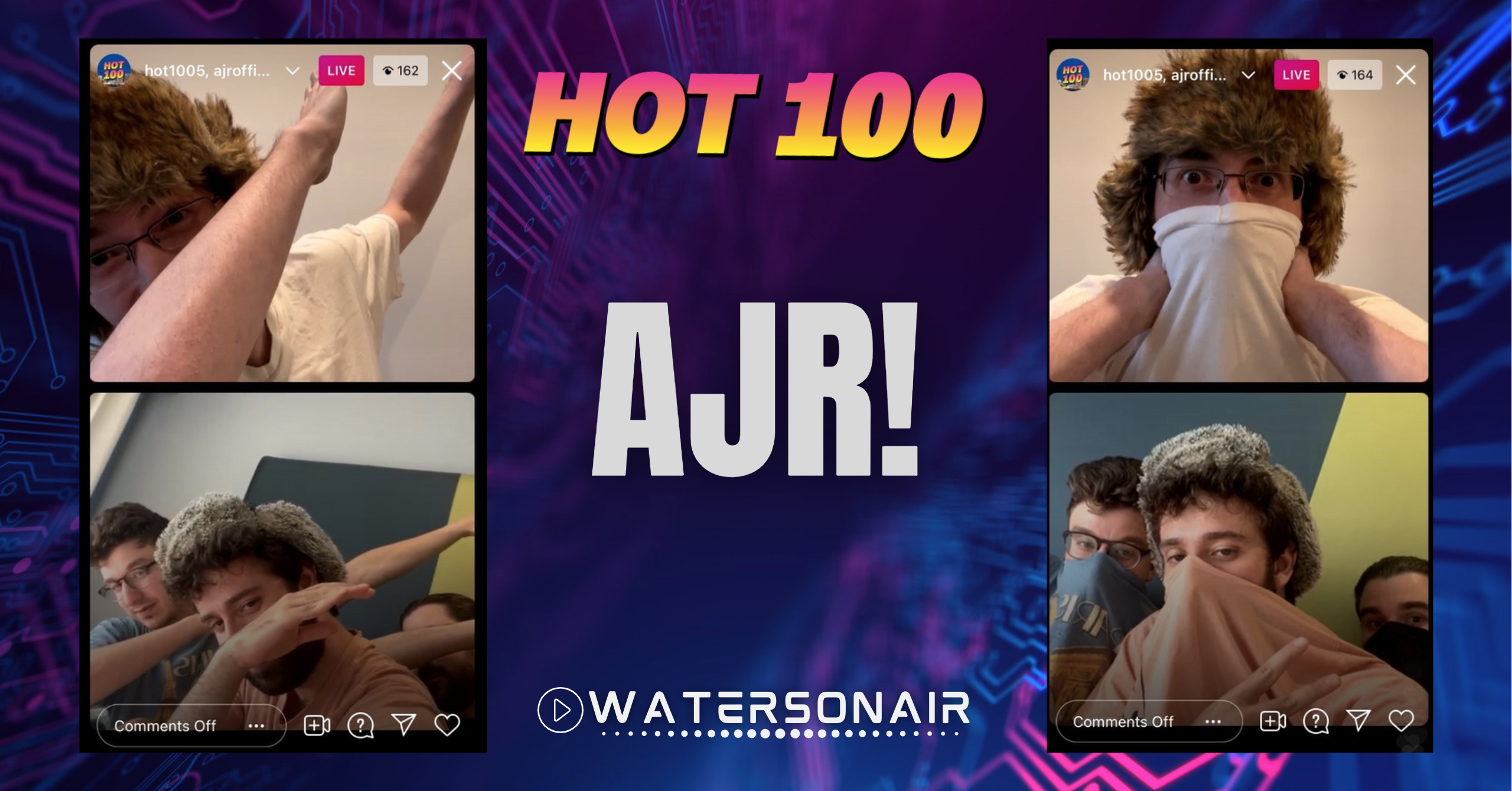 EXCLUSIVE: AJR Talks 'OK Orchestra,' The Environment, and Answers AI-Generated Questions!