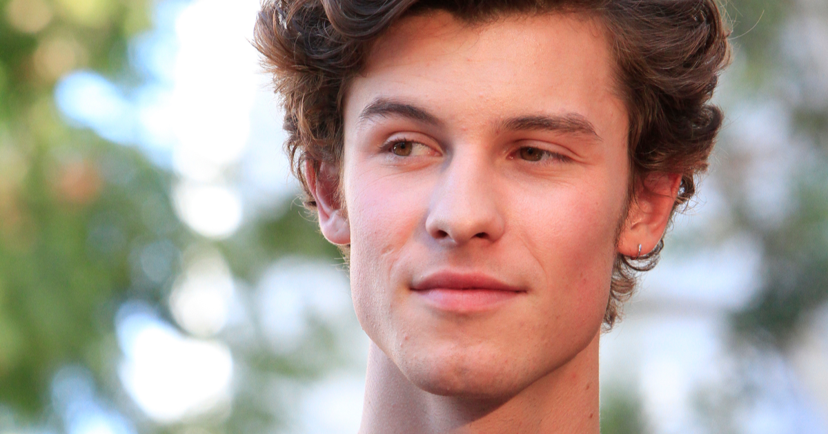 Shawn Mendes Strips Down for New Magazine Cover {PICS}