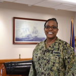 Norfolk Native Serves U.S. Navy, Developing Innovations in Surface Warfare