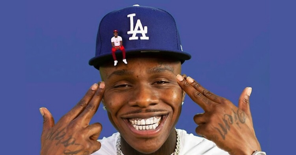 DaBaby Almost Gets Hit with a Shoe During Star-Studded Rolling Loud Set! {VIDEO}