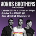 Last Chance to Win Jonas Brothers Tickets