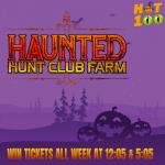 Win Haunted Hunt Club Farm Tickets