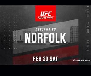 UFC Fight Night 300