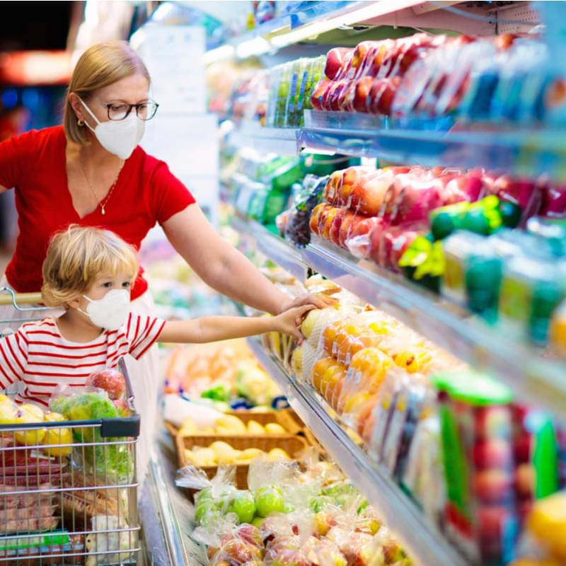 Experts: Skip the Gloves, and Other Grocery Shopping Tips