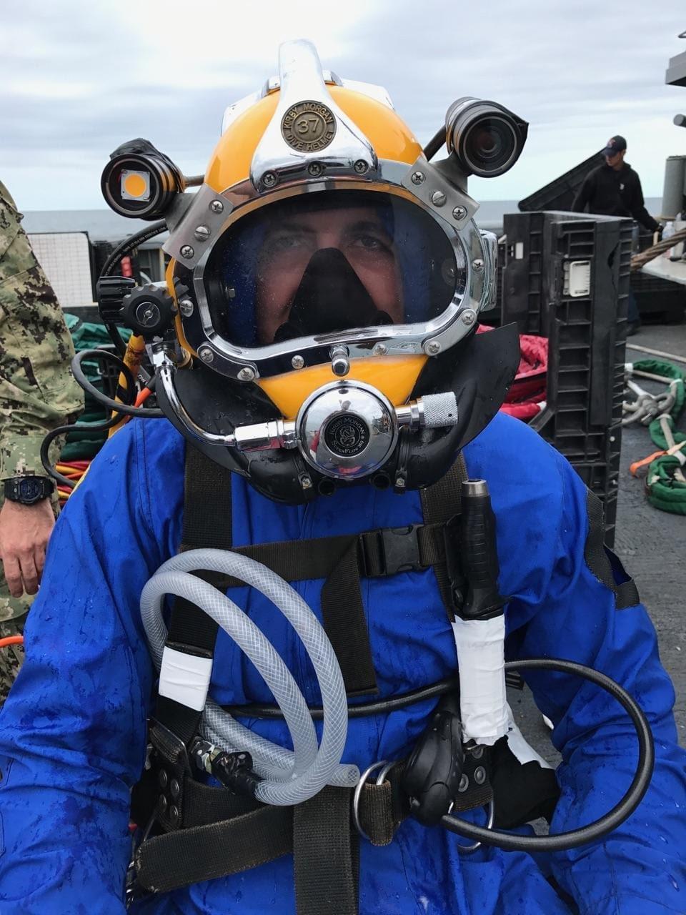 Chesapeake Sailor Named NECC Sea Sailor of the Year
