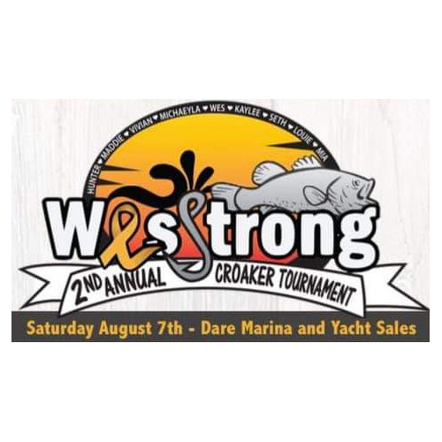 Wes Strong Fishing Tournament