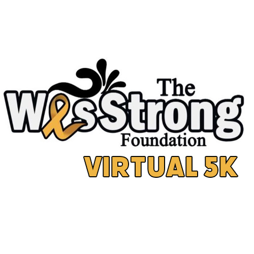 The Wes Strong Foundation Virtual 5K
