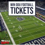 Win ODU Football Tickets