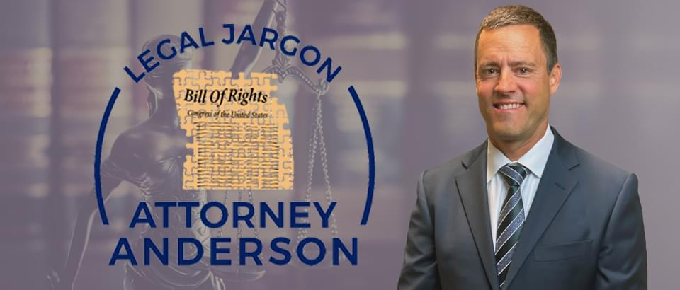 Tim Anderson Legal Jargon – 5pm-7pm