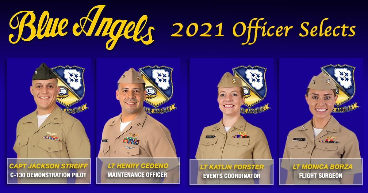 Virginia Beach Native Becomes Member of U.S. Navy Blue Angels