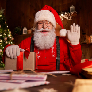 5 Virtual Visits With Santa You Can Book this Christmas.
