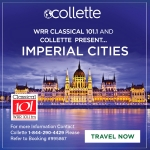 Classical 101.1 WRR Focus on the Arts: Exploring Europe with WRR's Matt Rogers and Collette Travel