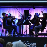 Dallas in the Rearview: The Concert Truck wraps up its DSO residency