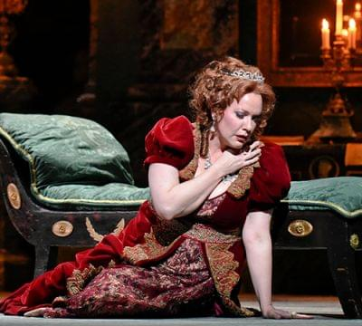 """Classical 101.1 WRR Focus on the Arts: The Dallas Opera resurrects its star-studded """"Tosca"""" for a free video stream"""