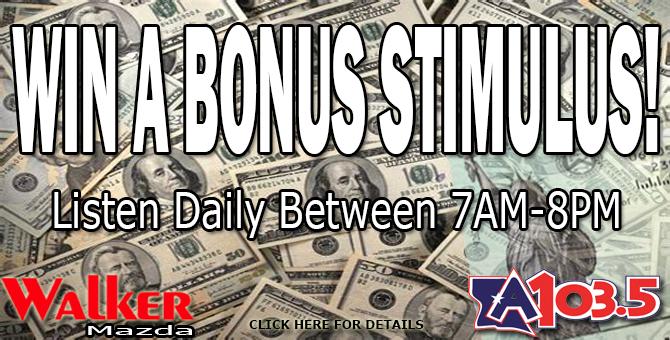 Bonus Stimulus Contest