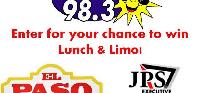 Lunch Limo JPS El Paso image