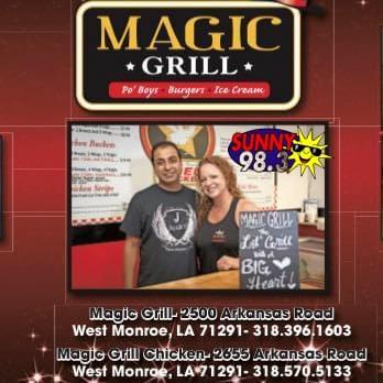 Magic Monday at Magic Grill West Monroe