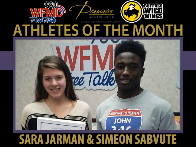 Athlete of the Month – October 2018