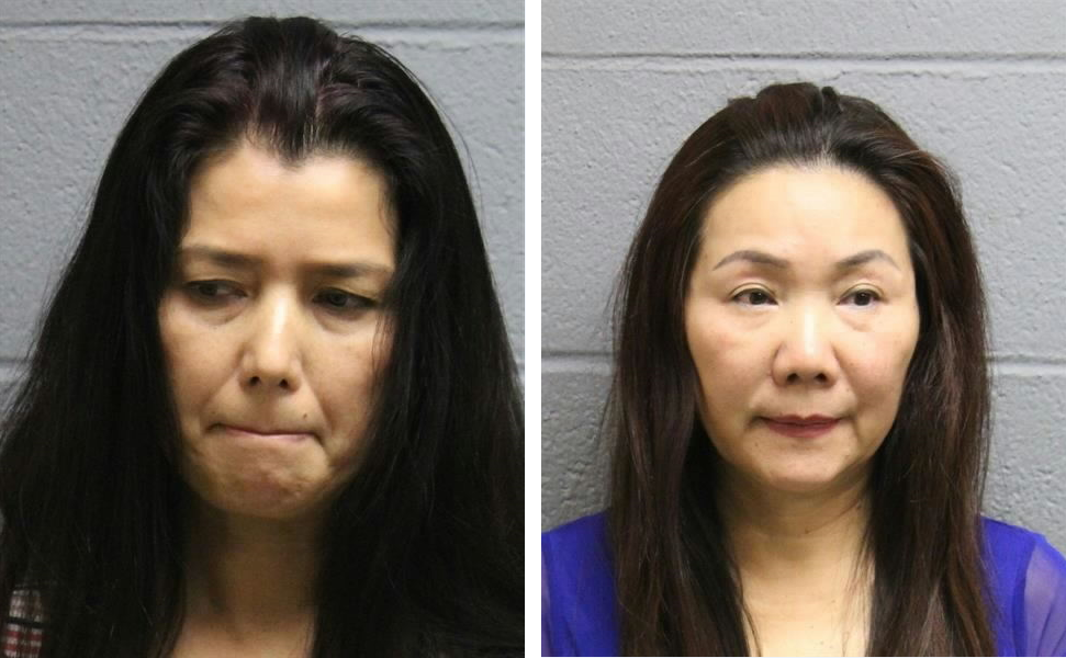 Two Arrested For Being Unlicensed Massage Therapists | WFMD-AM