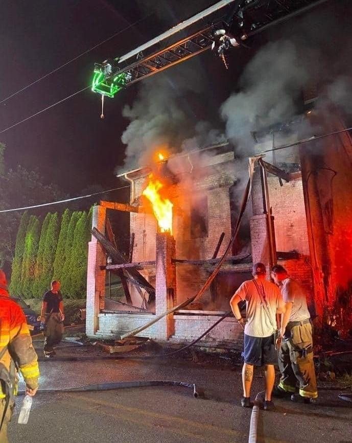 One Person Dies In House Fire In Washington County