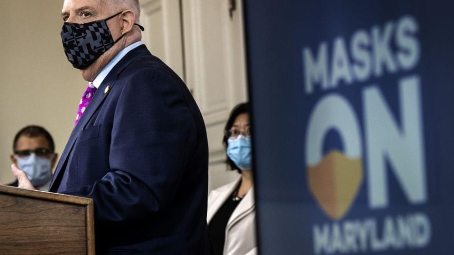 Maryland To Begin Next Phase Of COVID-19 Vaccinations