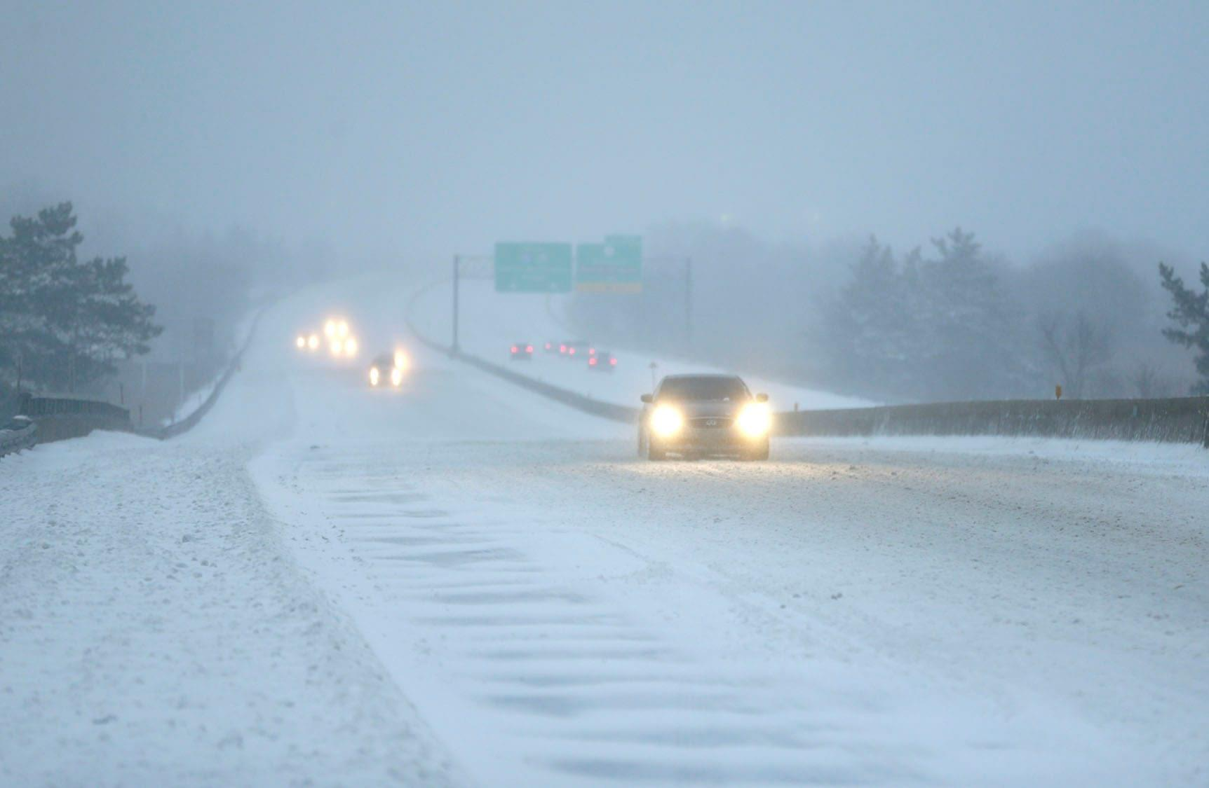 SHA Preparing For Winter Weather Expected To Impact Maryland