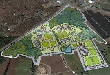 Regional Park Coming To Northern Frederick County