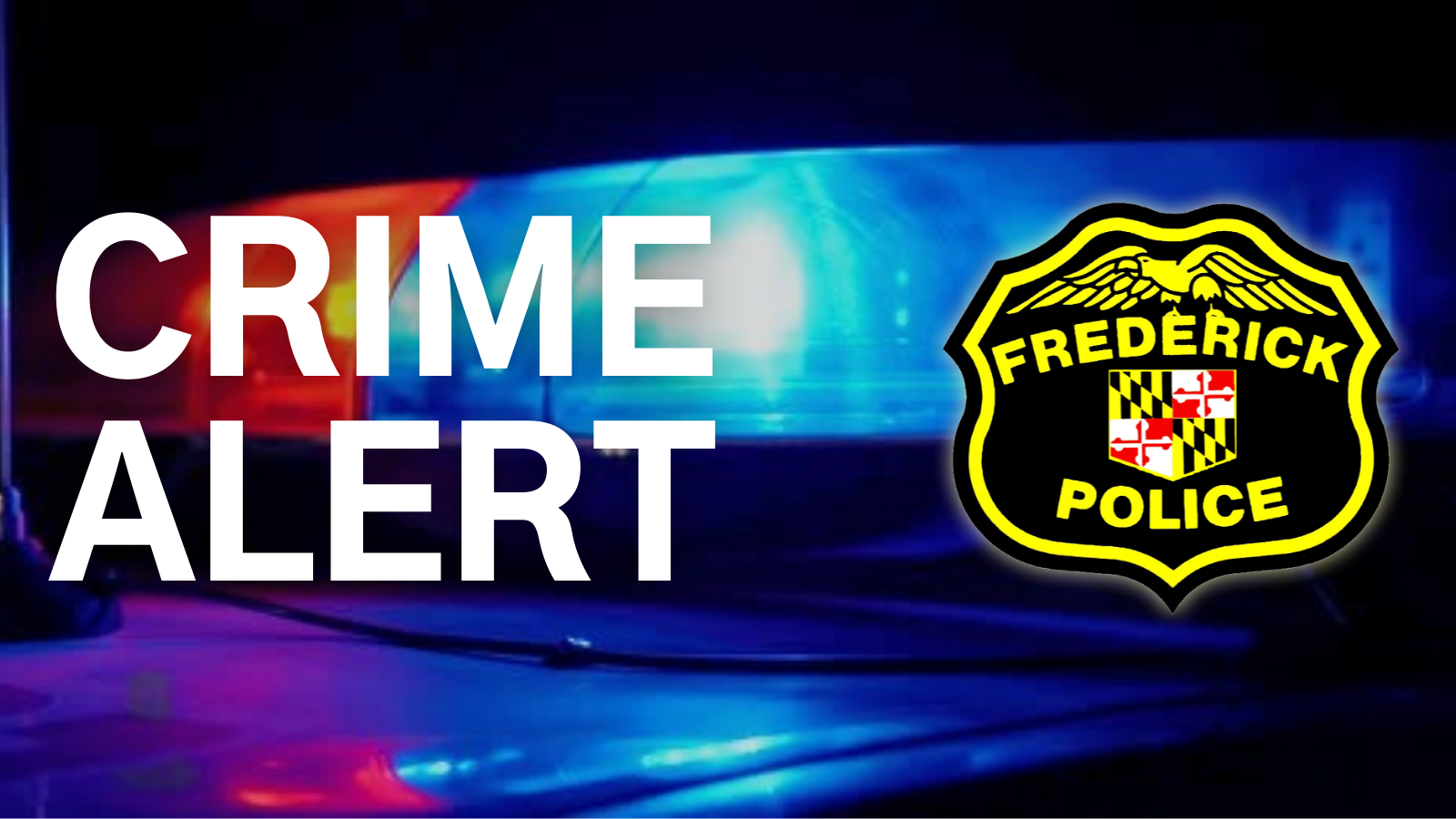 Frederick Police Investigating Auto Wheel Thefts