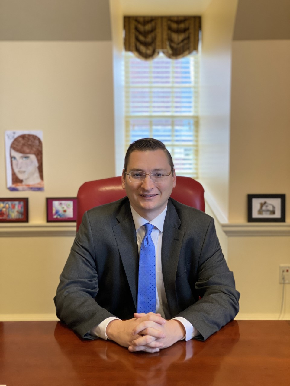 Hough Picks Up Key Endorsement In His Run For Frederick County Executive