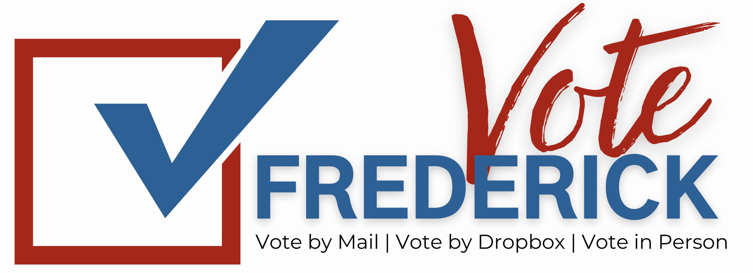 Drop Boxes, Early Voting, Available For Frederick Municipal Elections