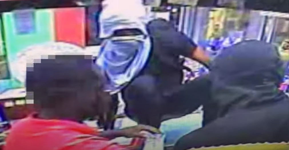 Montgomery County Police Asking For Help Locating Armed Robbers