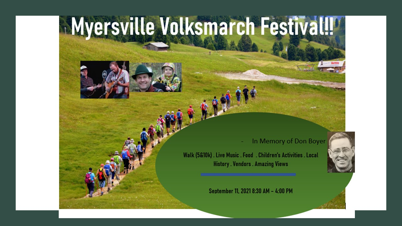 Upcoming Myersville Volksmarch Festival To Commemorate Local Track Coach