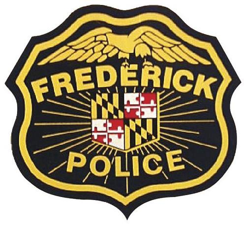 Man Resists Arrest As Frederick Police Officer Tries To Take Him Into Custody