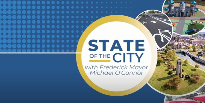 Frederick Mayor Delivers State Of The City Address