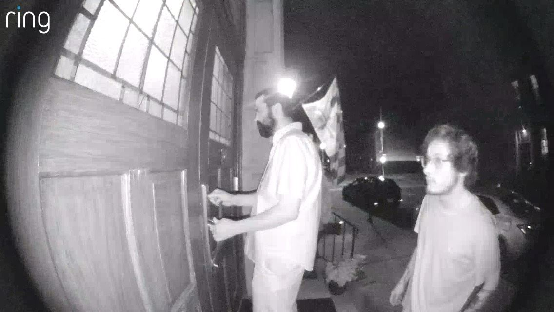 Frederick Police Looking for Burglary Suspects