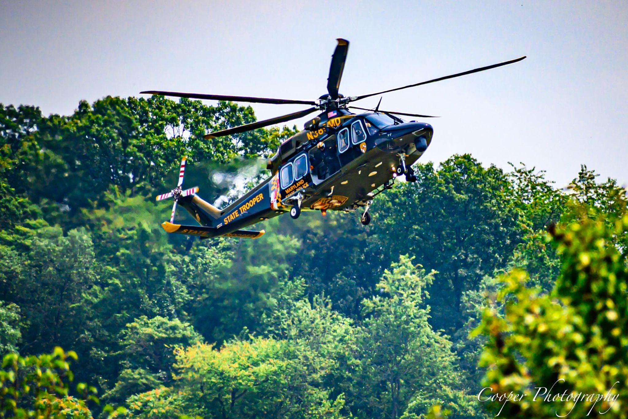 Two Rescued By Maryland State Police On Shenandoah River