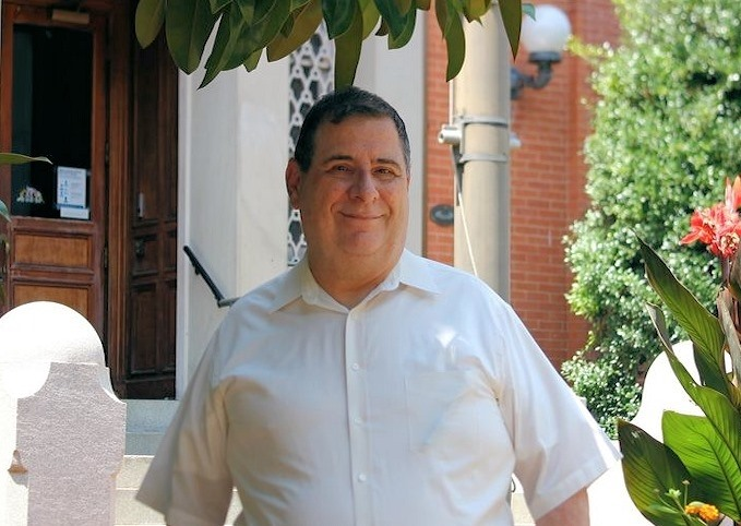 Robert Fischer Says He's 'Ready To Serve The City Of Frederick'