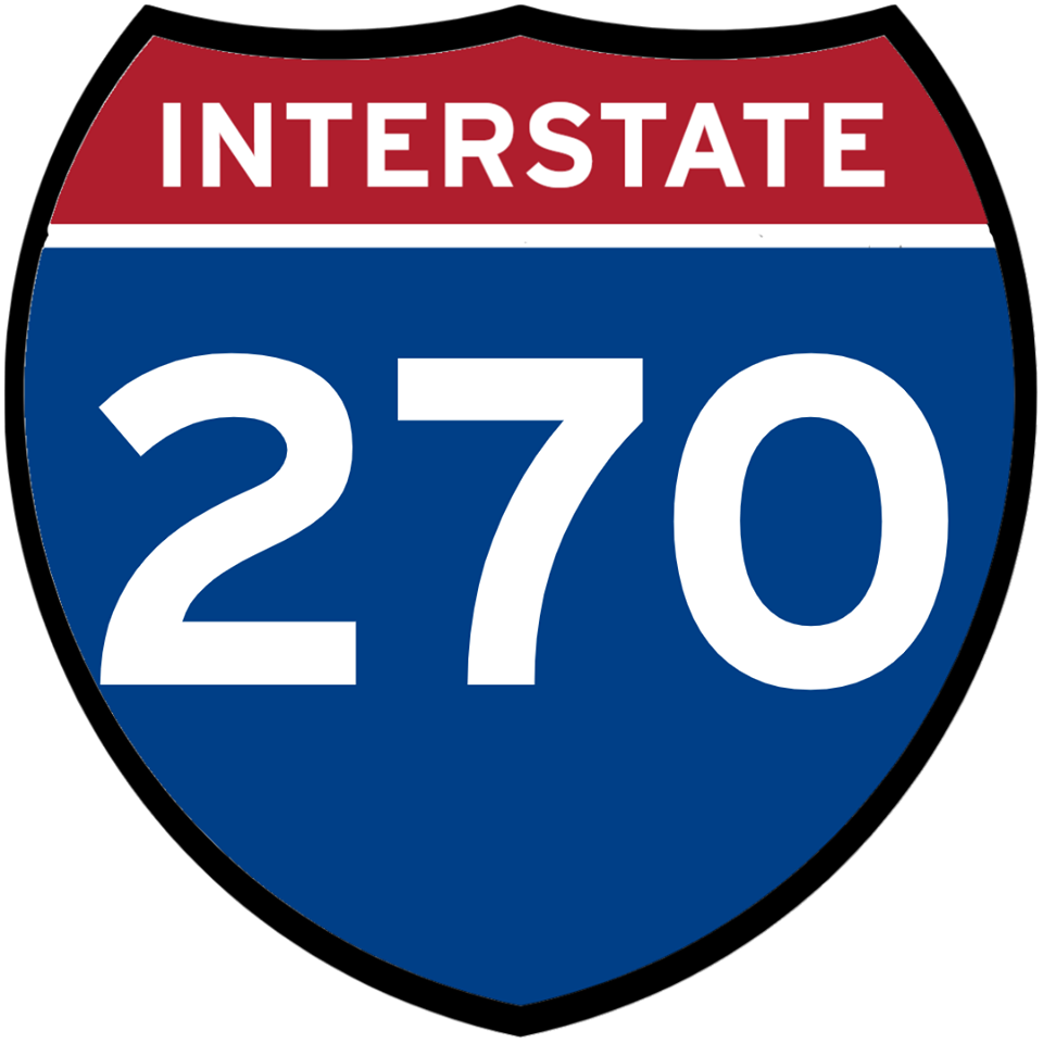 MDOT SHA To Turn On Full Color, Ramp Metering on Southbound  I-270 Wednesday Morning