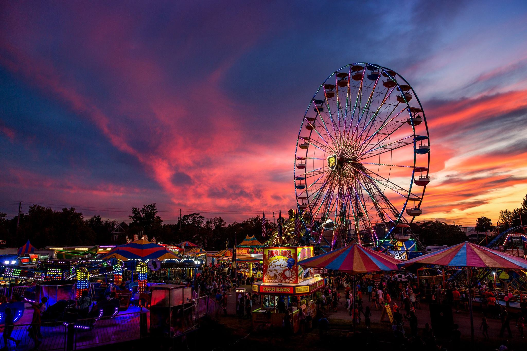 Frederick County Sheriff's Office To Provide Security For The Great Frederick Fair