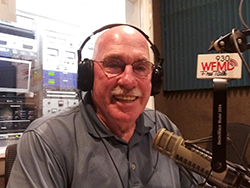 WFMD's Steve Nibbs Headshot