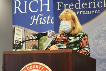 Vaccinated Frederick County Employees Will Receive A Bonus