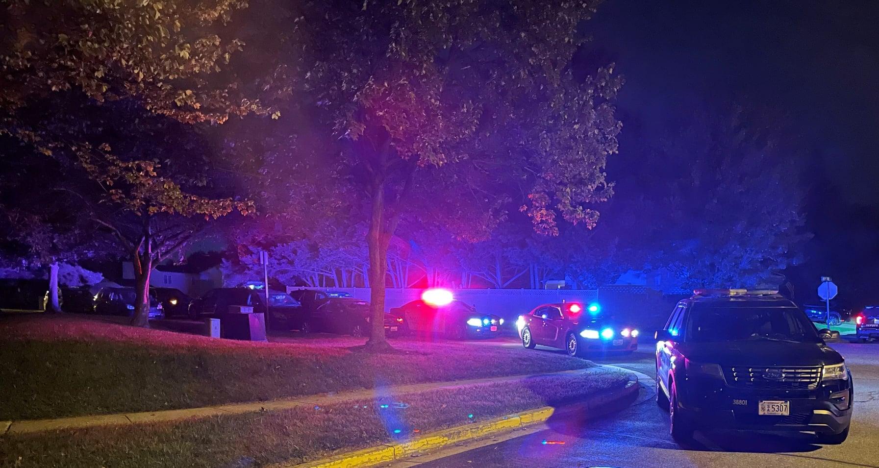 3-Men Injured In Frederick Shooting