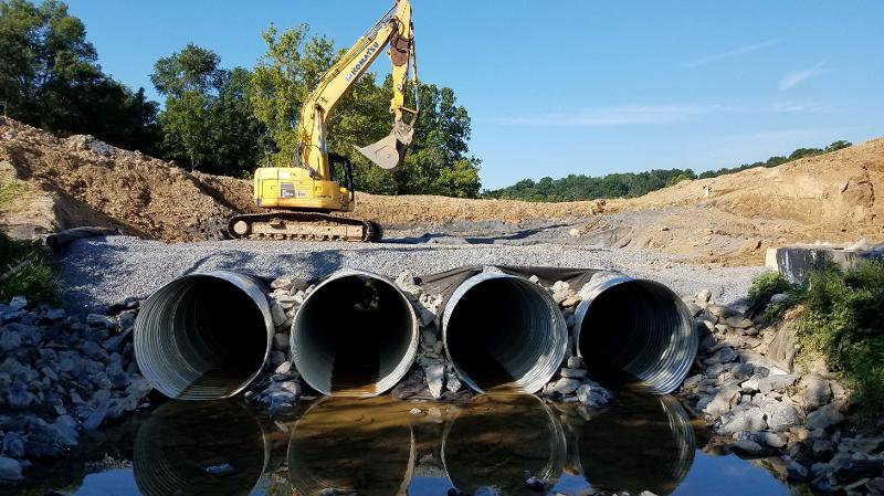 Drainage Pipe Repair Project To Take Place Over The Weekend On MD 355 (Urbana Pike)