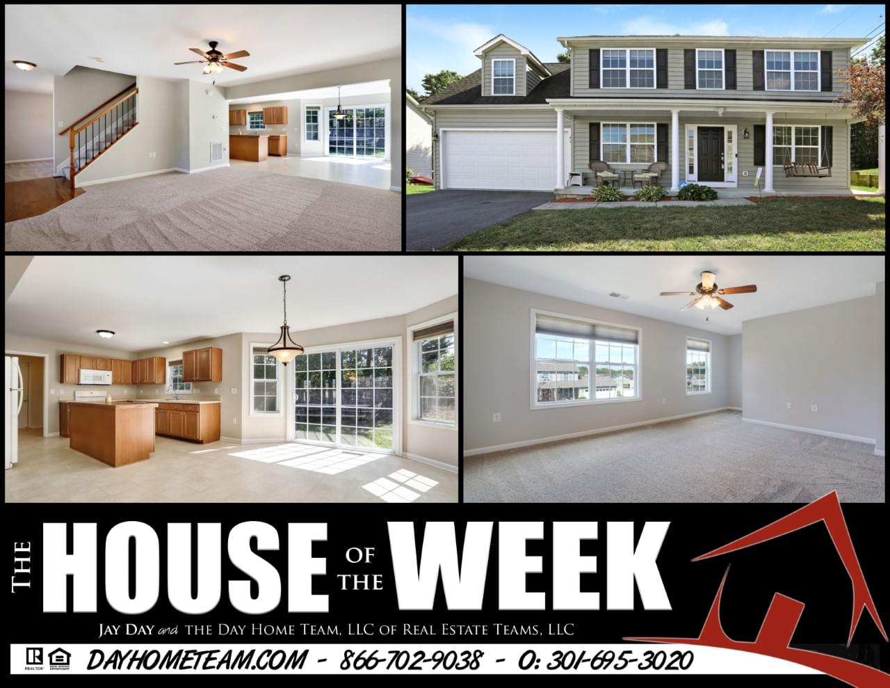 10 Willowby Ct, Bunker Hill, WV 25413