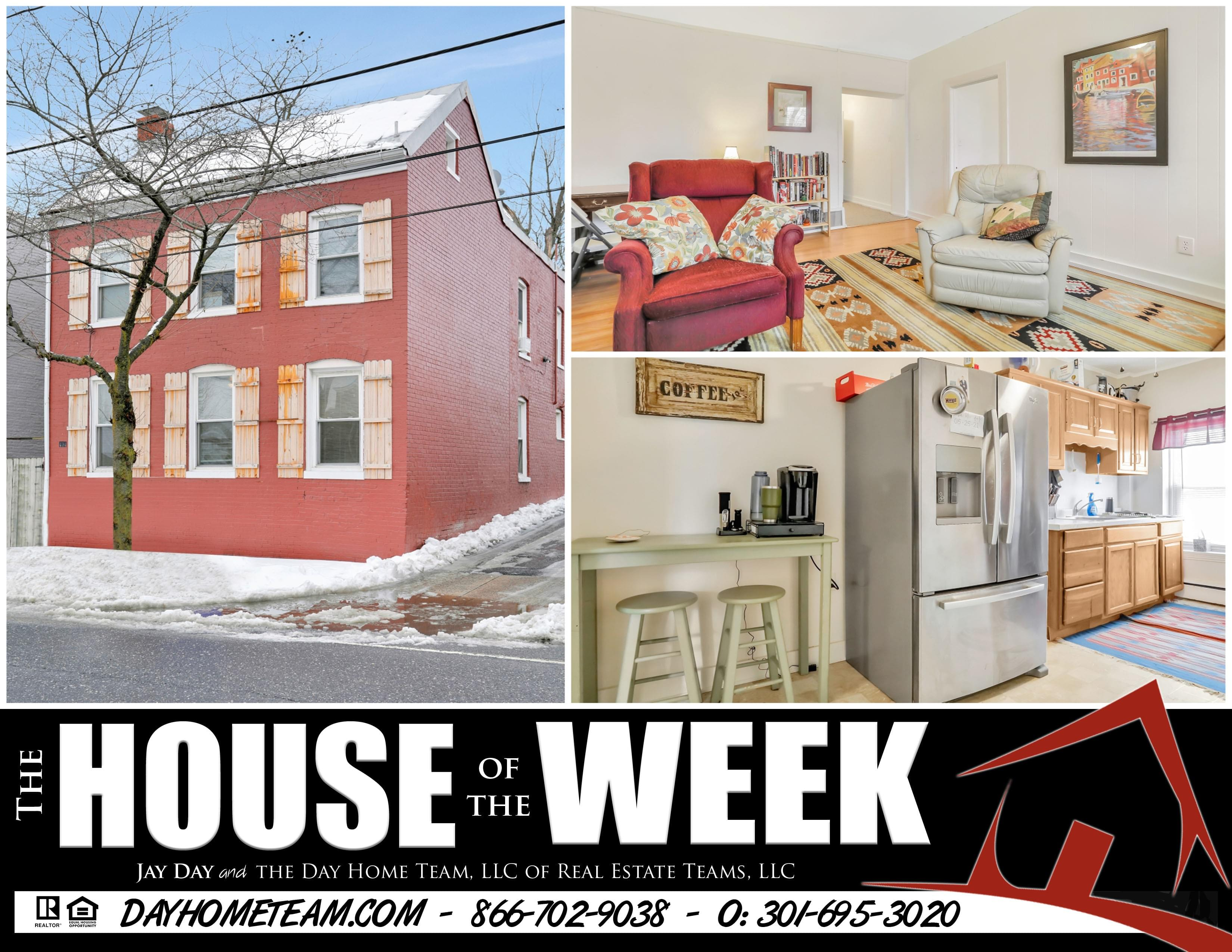 434 South St, Frederick, MD 21701
