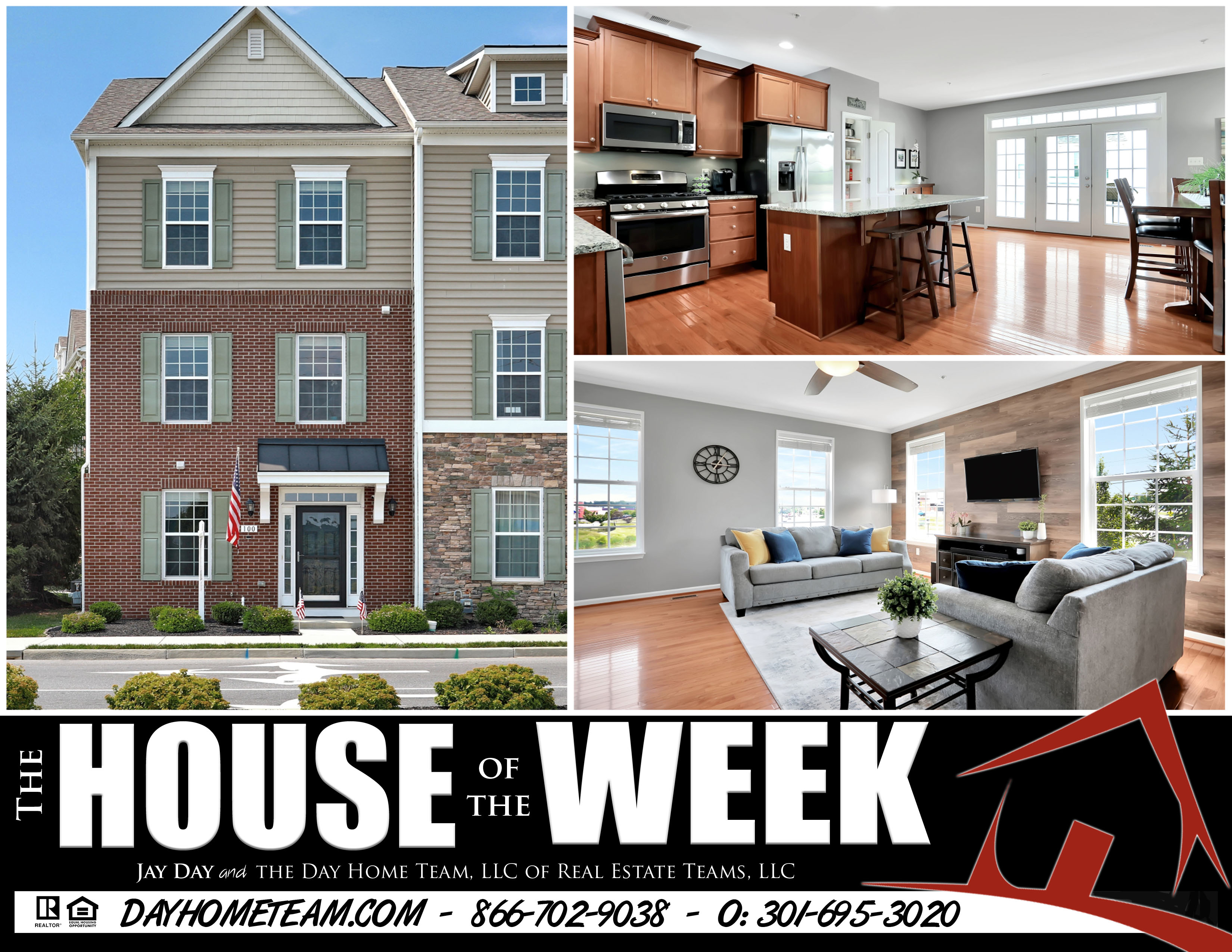100 Mill Pond Rd, FREDERICK, MD 21701